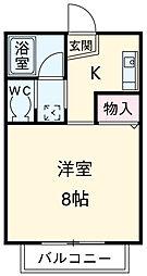 六会日大前駅 4.9万円