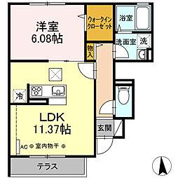 小田急江ノ島線 湘南台駅 徒歩15分の賃貸アパート