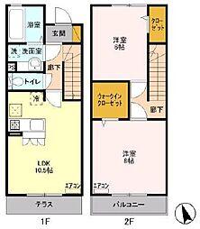 中央線 武蔵境駅 徒歩17分
