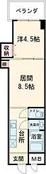 西葛西駅 9.0万円