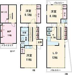荻窪駅 47.7万円