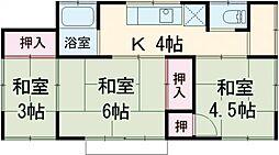 中央線 西八王子駅 徒歩47分