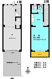 東京メトロ南北線 王子神谷駅 徒歩17分