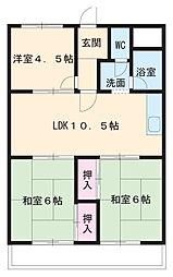 石刀駅 4.2万円