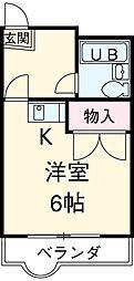 小池駅 2.3万円