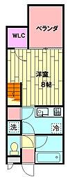 西小坂井駅 3.8万円