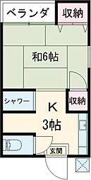 田園調布駅 4.5万円