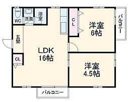星ヶ丘駅 5.5万円