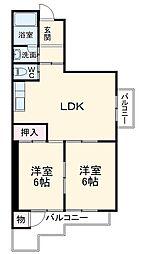 本郷駅 5.3万円