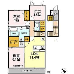 西高島平駅 13.0万円