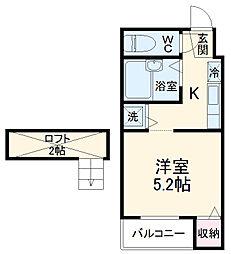 市川駅 5.6万円