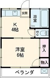 高島平駅 4.7万円