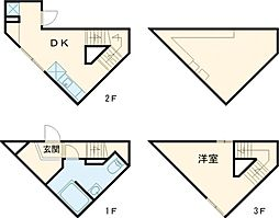 東武東上線 成増駅 徒歩5分