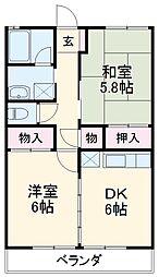 桶川駅 5.3万円