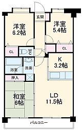 北本駅 9.9万円