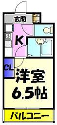 京成稲毛駅 4.5万円