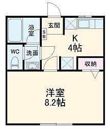 八千代台駅 2.5万円