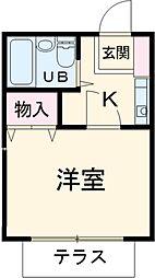 八千代台駅 2.3万円