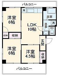 相模大塚駅 6.9万円