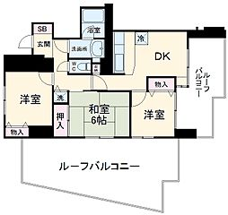 二俣川駅 13.0万円