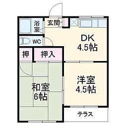 鶴ヶ峰駅 4.7万円