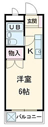 大塚・帝京大学駅 2.5万円