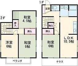 程久保駅 8.8万円