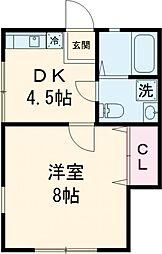 高幡不動駅 6.3万円