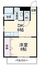 新栄町駅 4.8万円