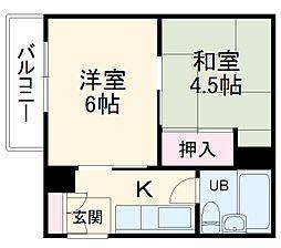 久屋大通駅 5.8万円
