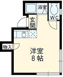 西巣鴨駅 5.8万円