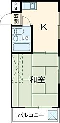 千住大橋駅 6.7万円