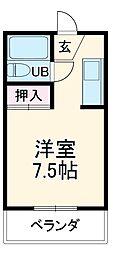 倉賀野駅 3.3万円