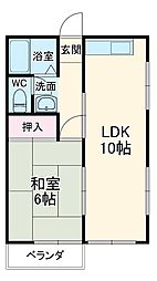 群馬八幡駅 4.0万円