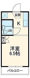 北高崎駅 2.5万円