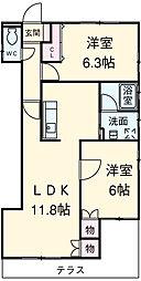 新安城駅 6.3万円