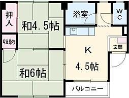 甚目寺駅 3.0万円