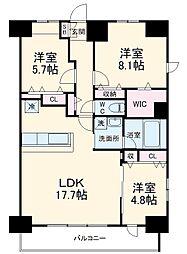 中村区役所駅 18.6万円