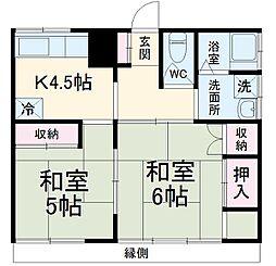 京成大和田駅 3.5万円