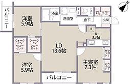 福岡空港駅 12.5万円
