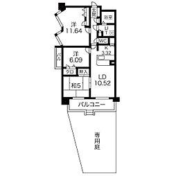 福岡空港駅 9.0万円