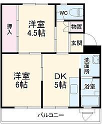 愛野駅 2.5万円