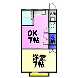 稲毛駅 3.5万円