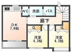 穴川駅 6.9万円