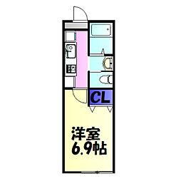 スポーツセンター駅 4.2万円