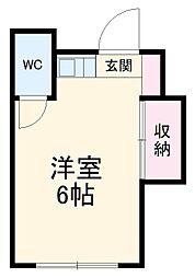 稲毛駅 2.2万円