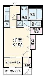 稲毛駅 6.5万円