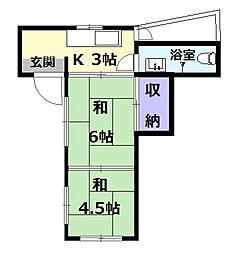下地アパート