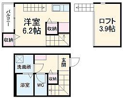 名古屋市営鶴舞線 上小田井駅 徒歩10分
