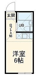 大口駅 4.5万円
